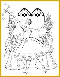 Barbie Nutcracker Coloring Pages Fresh 8 Ideas Of Barbie Ballet