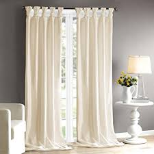 second hand chagne curtains in