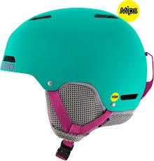 Giro Crue Mips Kids Snowboard Ski Helmet Xs Matte Marine