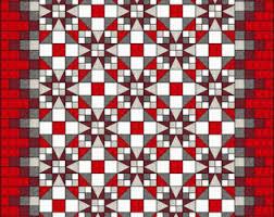 Irish Chain Quilt Pattern Braided Triple Irish Chain & Summer Quilt Pattern - Mojito - Lap and Queen sizes Adamdwight.com