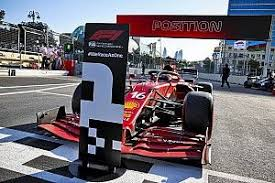 But the racetrack is also on fire during training and qualifying. Azerbaijan Gp Qualifying Results Leclerc On Pole For Baku F1