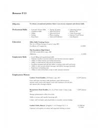 Resume Builder Fast Food Cashier Job Description Restaurant