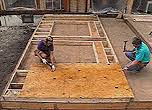 HOMETIME How To Framing Exterior Walls