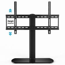 vizio tv stand. fitueyes universal tabletop tv stand/ base with wall mount for 32 to 60 inch flat vizio tv stand