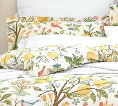 bird duvet covers bird print double duvet cover