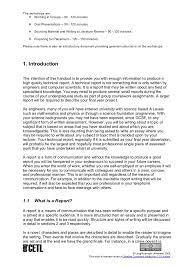 Sample Engineering Report       Documents in PDF SlideShare