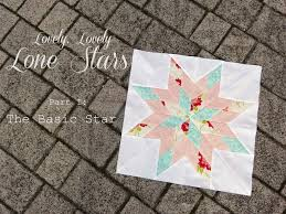 Easy lone star quilt tutorial - Love Patchwork & Quilting & FREE Easy Lone Star Tutorial Adamdwight.com