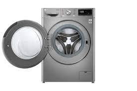 LG AI DD™ Máy giặt sấy lồng ngang 9kg (xám) FV1409G4V : mua trực tuyến
