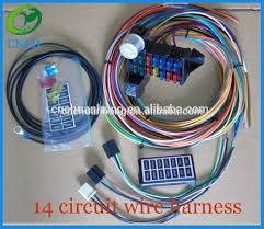 list manufacturers of 12 circuit wiring harness, buy 12 circuit Universal 12 Circuit Wiring Harness street rod rat rod universal 14 fuse 12 circuit wiring system harness painless 12 circuit wiring harness universal