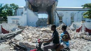 Haiti rescue teams race against the ...