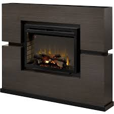 dimplex linwood electric fireplace realogs