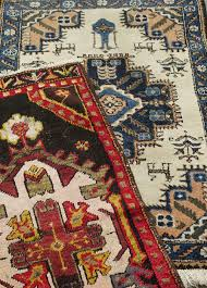 set of beautiful hand knotted turkish rugs