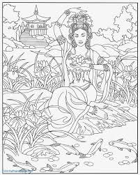 Little Mermaid Coloring New Photos Mermaid Coloring Pages Adults
