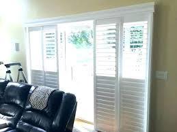 bypass shutters for sliding glass doors plantation shutter sliding sliding shutter doors sliding glass door shutters