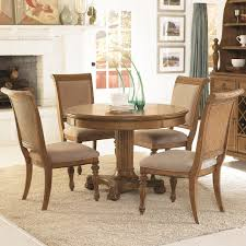 adorable round pedestal dining table set 5 piece side chairs with for adorable round modern dining