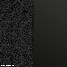 黑色多边形花纹背景矢量素材下载图片id708365 底纹背景 矢量素材 集