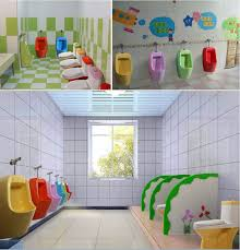 preschool bathroom design. Toilet Seat Green KINDERGARTEN DISPLAY Preschool Bathroom Design H