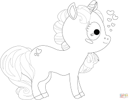 Eenhoorn Coloring Pages Coloring Home