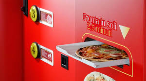 Dvd Vending Machine Franchise Interesting Bueno Insta Pizza To Launch Pizza Vending Machine At Franchise India