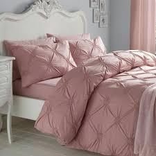 rosette bedding blush cotton ruched rosette duvet cover set rosette bedding anthropologie