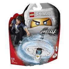Lego Ninjago Cao Thủ Lốc Xoáy Zane 70636