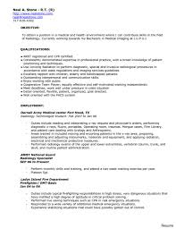 X Ray Technologist Resume Xray Technician Resume X Ray Template