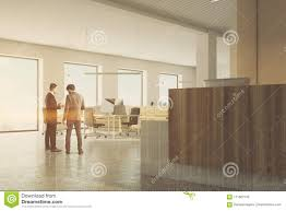 office reception interior. Royalty-Free Stock Photo Office Reception Interior E
