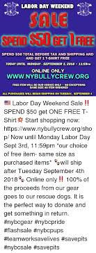 Labor Day Free Online Labor Day Weekend Spend 50 Total Before Tax And Shipping And And