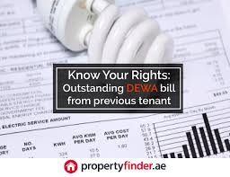 Pay your icici bank credit card bills online using netbanking facility of other bank accounts. Know Your Rights Outstanding Dewa Bill From Previous Tenant Propertyfinder Ae Blog
