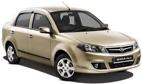Image result for PROTON SAGA FLX SILVER