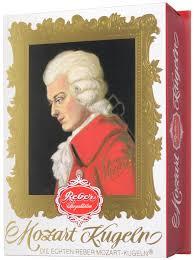 Reber <b>Mozart</b> Kugeln <b>конфеты</b> с горьким и молочным шоколадом ...