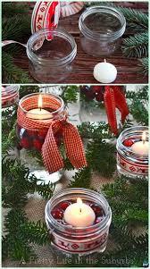 Mason Jar Decorating Ideas For Christmas DIY Christmas Mason Jar Lighting Craft Ideas [Picture Instructions] 54