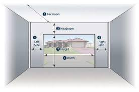 garage door sizeRaynor Garage Doors  Homeowners  Quick Tips  Measuring for Your