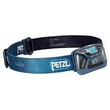 Petzl Luna Harness Size Chart Petzl Canyoning Equipment Petzl Tikkina Headlamps Blue