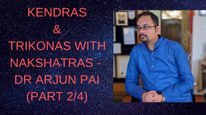 Arjun Pai Chart Kendras Trikonas With Nakshatras Dr Arjun Pai Part 2 4