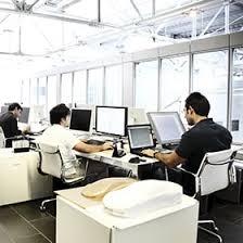 interior design office jobs. Working Environment With Several Computers Interior Design Office Jobs W