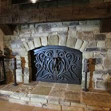 custom wrought iron fireplace screens. california   customs - hand crafted custom built . wrought iron fireplace screens