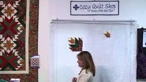 Winter Solstice - Strip Presentation by Cozy Quilt Designs - YouTube &  Adamdwight.com