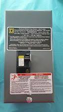 square fusebox 60 amp fuse box square d enclosed mold case switch circuit breaker indoor nib