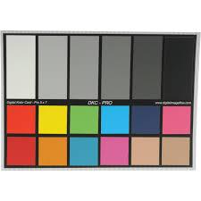 Dgk Color Tools Dkc Pro Multifunction Color Chart