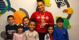 London Teacher With Profound Deafness Teaches Her Class In ...