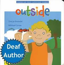 Fingerspelling & Wonderstruck | Asl Alphabet Chart For Deaf | Deaf Books