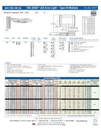 betaled the edge led area light type 3 um by alcon lighting issuu