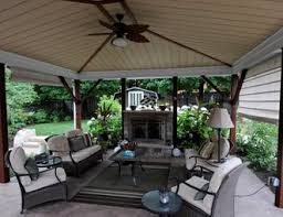 covered patio deck designs. Covered Patio, Small Gas Fireplace Pergola And Patio Cover Renaissance Landscape Group Inc Puslinch, Deck Designs