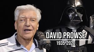 Darth Vader actor Dave Prowse has died, aged 85 - Cornwall Live