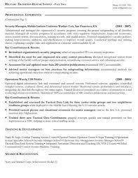 Veteran Resume Sample Military Resume Samples Examples Writers Veteran Mtr Sam Sevte 1