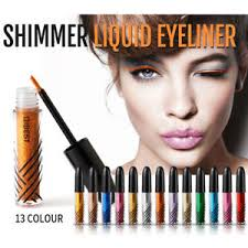 dels about glitter eyeliner liquid long lasting shiny shimmer eyeshadow gel cosmetic makeup