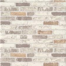 incredible ideas brick wall paper interior decorating erismann brix effect wallpaper 6703 11 beige i want uk b q bedroom next homebase