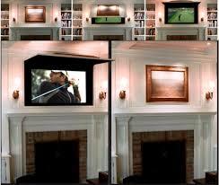 Hide Frame TV