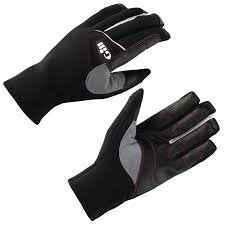 Gill Sailing Gloves Size Chart Gill Three Season Gloves